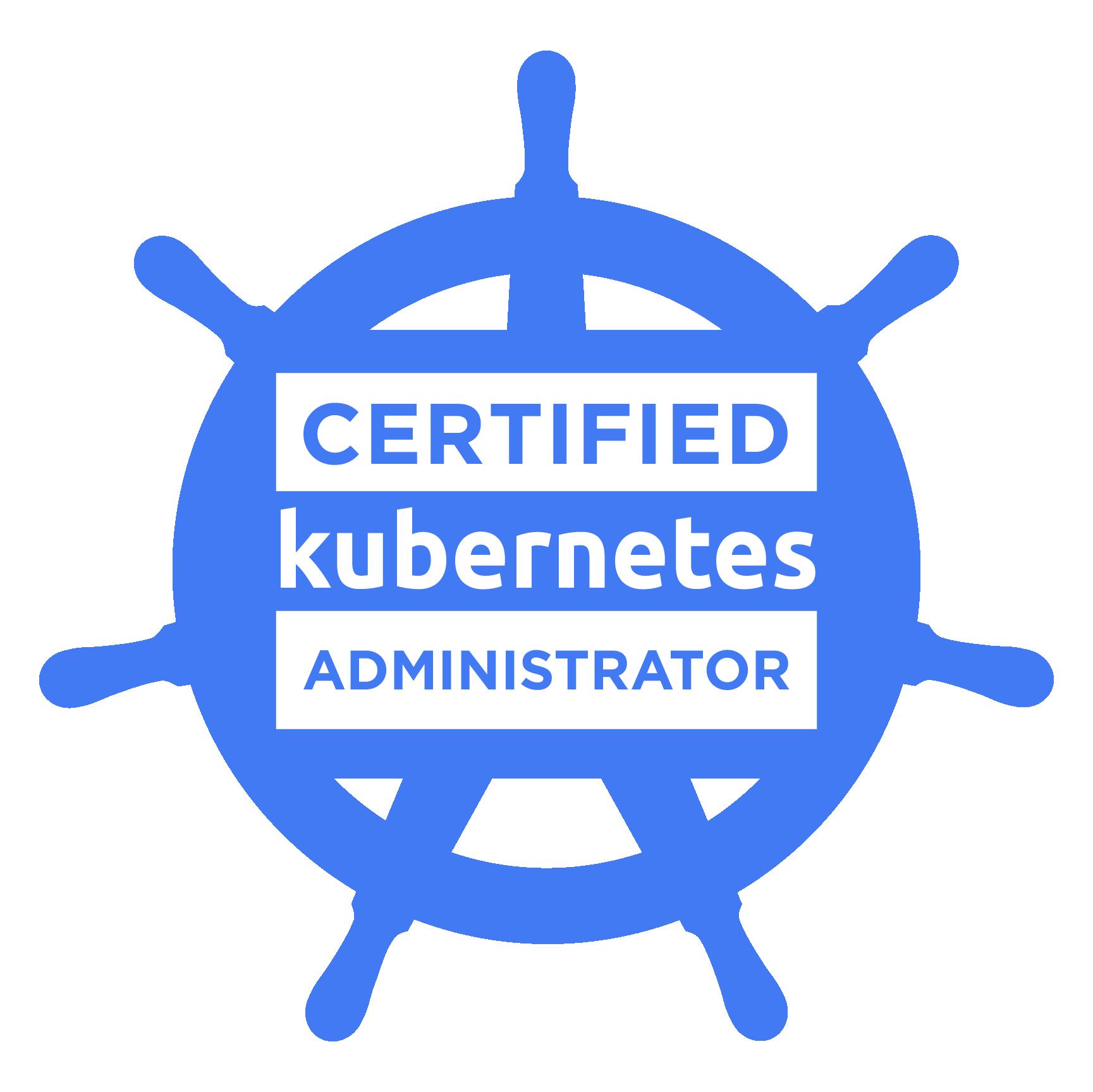 Certified Kubernetes Administrators